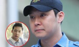 'Hoàng tử gác mái' Park Yoochu béo ú sau khi xuất ngũ