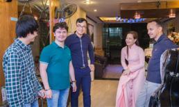 Bốn nghệ sĩ 'CELLO Fundamento II' đã đặt chân tới Việt Nam ngay trước buổi họp báo