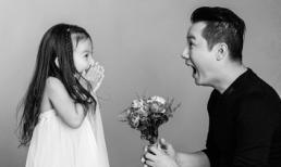 Thói quen khác lạ của con gái Hoàng Bách khi ăn cơm khiến gia đình đau buồn