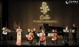 CELLO Fundamento II thành công rực rỡ dưới ánh đèn sân khấu Nhà hát lớn