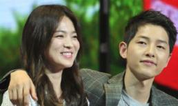 Song Hye Kyo được Song Joong Ki chăm sóc hết mực trong chuyến đi Mỹ