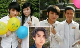 Hé lộ loạt ảnh hiếm hoi thời đi học của Sơn Tùng M-TP