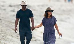 Sau khi giới thiệu bạn trai với con gái, Katie Holmes công khai hẹn hò trên biển