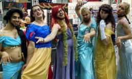Cười nghiêng ngả với những màn cosplay bá đạo