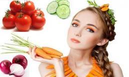 Các loại rau rủ giúp da đẹp lên từng ngày với công thức cực kỳ đơn giản