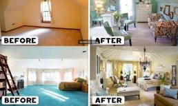 20 bằng chứng cho thấy sự kỳ diệu của việc bố trí nội thất trong nhà