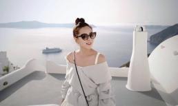 MC Mai Ngọc cùng chồng tận hưởng chuyến đi lãng mạn ở Hy Lạp