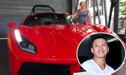 Ca sĩ Tuấn Hưng sắm siêu xe giống Cường Đô la, có giá khoảng 15 tỷ đồng