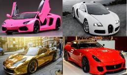 Cách chọn màu sắc xe theo độ tuổi để có tương lai thuận lợi và may mắn