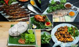 Trổ tài làm 5 món nướng 'đỉnh' nhất Nam Bộ