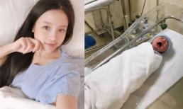 Vừa mới sinh con thứ 2, Huyền Baby đã khoe nhan sắc xinh như 'búp bê'