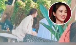 Song Hye Kyo vui vẻ tụ tập bạn bè trước ngày lên xe hoa về nhà chồng