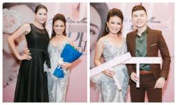 Trang Trần diện đầm giản dị, Hoàng Tôn bất ngờ tái xuất chúc mừng Hải Yến idol