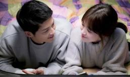 Trước ngày cưới, Song Joong Ki lại thỏ thẻ về Song Hye Kyo ngọt ngào thế này đây!