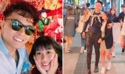 """Vợ chồng Hồng Đăng """"Người phán xử"""" đi Hàn Quốc kỷ niệm 16 năm gắn bó bên nhau"""