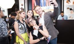Nhóm bạn Khả Như, Minh Xù, Liêu Hà Trinh, Kyo York xuất hiện tại buổi tiệc thời trang Love Claim Party