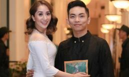 Khánh Thi - Phan Hiển cùng dàn sao xôm tụ trên thảm đỏ 'Vẻ đẹp Việt Nam'