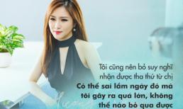 Hương Tràm: 'Ba lần xin lỗi chị Thu Minh nhưng không được tha thứ'