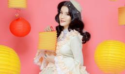 Hotgirl Linh Nga khoe vẻ đẹp ngọt ngào trong bộ ảnh đón Trung Thu