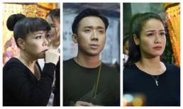 Trấn Thành, Việt Hương và nhiều nghệ sĩ lặng người trong tang lễ nghệ sĩ Khánh Nam