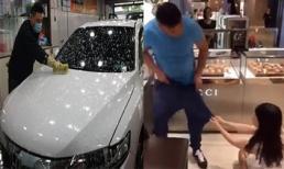 Thấy tình cũ đang lau xe, cô gái hỏi kháy: '7 năm rồi anh vẫn là thằng rửa xe à?' để rồi...
