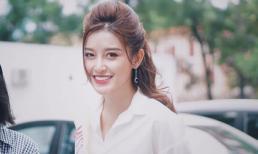 Huyền My lọt Top 10 thí sinh được yêu thích nhất Miss Grand International