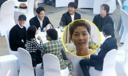Mải lo hôn lễ của mình, Song Joong Ki bị 'ném đá' khi không đến đám cưới bạn thân