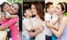 Sao Việt tiết lộ bí quyết cùng con vượt qua giai đoạn khủng hoảng tuổi lên ba