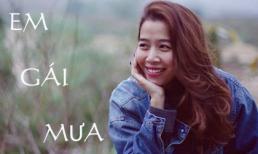 MC Diệp Chi khoe giọng hát ngọt ngào với bản cover hit 'Em gái mưa'