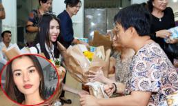Thùy Dương đáp trả khi bị 'chị em tốt' Cao Thiên Trang lên tiếng chê cách làm từ thiện