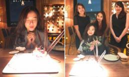 Midu đón sinh nhật giản dị bên bạn bè sau khi chính thức trở thành giảng viên