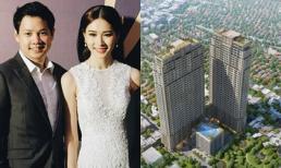 Sau khi về chung một nhà, khối tài sản của Hoa hậu Thu Thảo - Trung Tín 'khủng' không kém ai