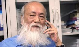 Thầy Văn Như Cương đã qua đời ở tuổi 80 vào rạng sáng nay