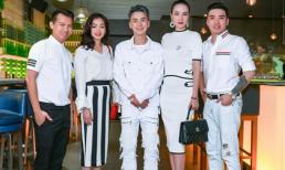 Dàn chân dài dự tiệc sinh nhật trắng của NTK Văn Thành Công