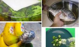 13 mẹo bảo quản thực phẩm không cần tủ lạnh