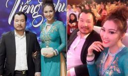 Bạn trai mới 40 tuổi của Phi Thanh Vân là ai?