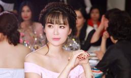Phản ứng của Hoa hậu Thu Thủy khi bị tố từng cướp chồng em họ