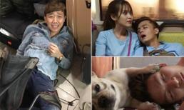 Sao nam Việt đánh mất hình ảnh soái ca khi bị vợ dìm hàng không thương tiếc
