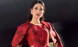 Diễm My 9x chọn street style thanh lịch ở Seoul Fashion Week ngày thứ ba