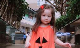 Cadie diện trang phục lấy cảm hứng từ quả bí ngô