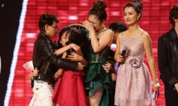 Giọng hát Việt nhí 2017: Cả 4 HLV 'sụt sùi' nước mắt khi phải chia tay học trò tài năng
