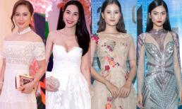 Ai xứng danh 'Nữ hoàng thảm đỏ' showbiz Việt tuần qua? (P69)