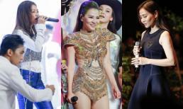 Sau 3 tháng vi vu trời Tây, Thu Minh có màn trở lại showbiz hoành tráng