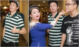Danh hài Hoài Linh 'náo loạn' hậu trường đêm Liveshow Hồ Quang 8
