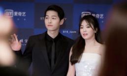 Phía Song Joong Ki lên tiếng về chi tiết lễ cưới và tuần trăng mật với Song Hye Kyo