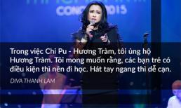 Diva Thanh Lam và những phát ngôn nhạy cảm gây 'chấn động' showbiz Việt