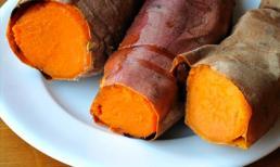 Ăn khoai lang thế nào để da đẹp trơn tru, mỡ thừa tiêu tan sau 5 ngày?