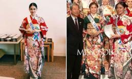 """Á hậu Thùy Dung nhận giải thưởng đầu tiên tại """"Miss International 2017"""""""