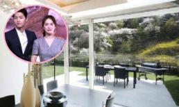 Cận cảnh bên trong biệt thự 200 tỷ mà Song Joong Ki - Song Hye Kyo sẽ ở sau đám cưới