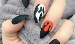 Những mẫu móng tay độc đáo, bắt mắt và dễ làm dịp Halloween